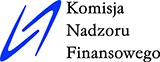 Komisja nadzoru finansowego logo